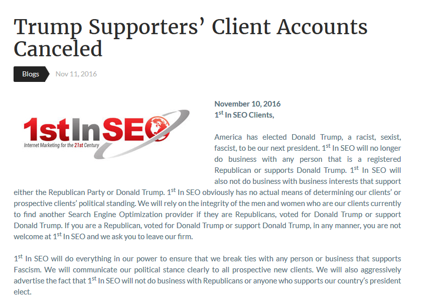 1st-seo-cancel-trump-accounts-guerrilla-pr